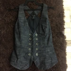 Tops - SALE 3 for $30 Military Style Vest